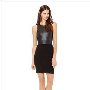 Wilfred free bodycon dress sz XS